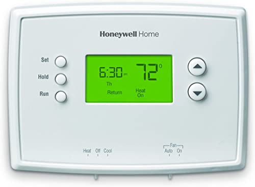 wholesale Honeywell online new arrival Home RTH2410B1019 RTH2410B Programmable Thermostat, White online