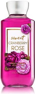 Bath and Body SWEET CRANBERRY ROSE Shower Gel 295 ml / 10 fl oz
