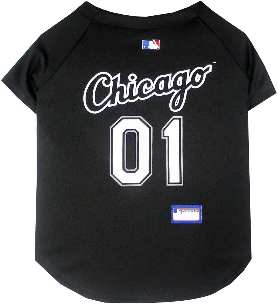 Chicago White Sox XSmall Dog famous Directly managed store Jersey