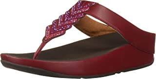 FitFlop Womens Y02 Cora Crystal Toe-Thong
