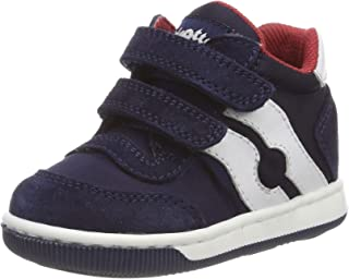 Falcotto Vega VL-Sneakers in Pelle e Nylon