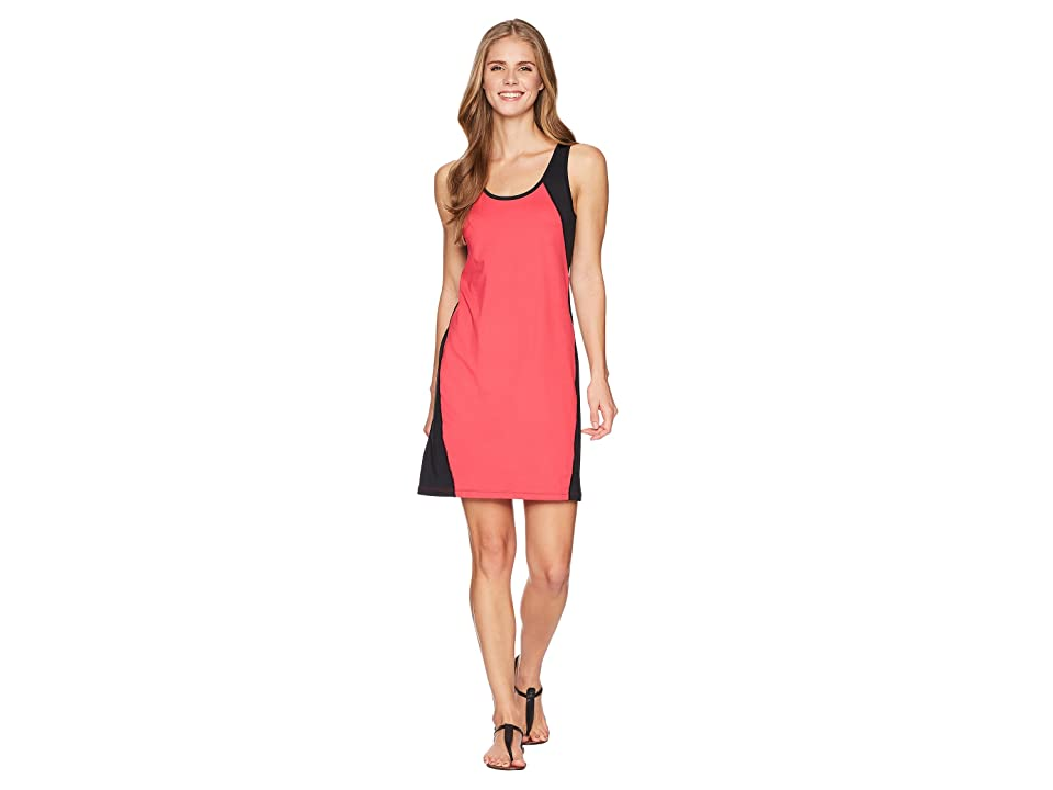 Skirt Sports Take Five Dress (Cosmo Pink/Black) Women