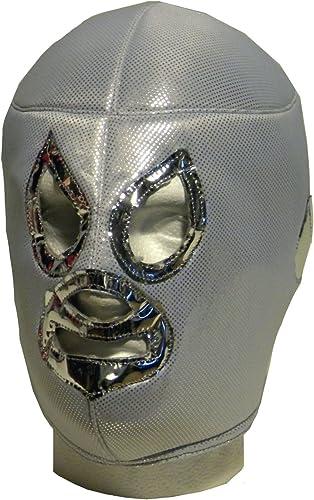 EL Santo Erwachsene Wrestling Mexikanische Krawatte Maske