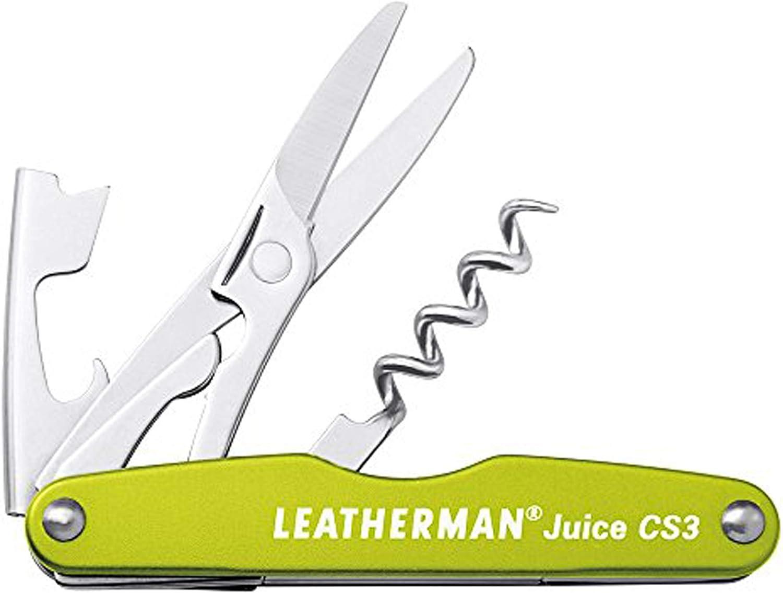Leatherman LTG832371 Juice CS3 Praktisches Werkzeug im Hosentaschenformat B0716SHRWW | Hohe Qualität