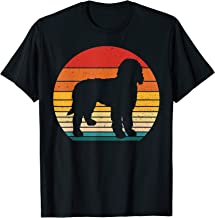 Funny LABRADOODLE Dog Vintage Retro Dog Owner Gift dad mom T-Shirt
