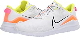 White/Black/Pink Blast/Total Orange