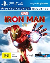 Iron Man, PlayStation VR