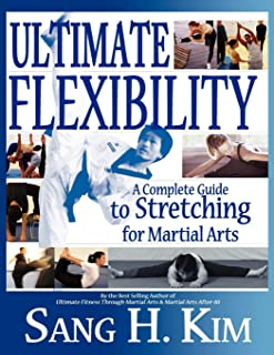 martial arts stretching