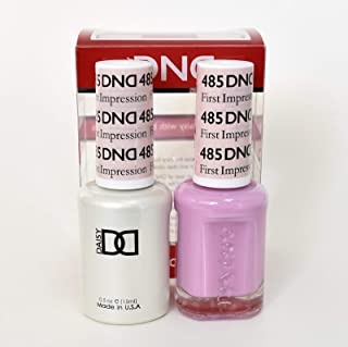 DND Gel & Matching Polish Set (485 First Impression)