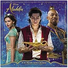 2020 Disney Aladdin Live Action Wall Calendar (DDW2852820)