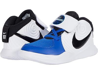 Nike Kids Team Hustle D 9 (Infant/Toddler) Kids Shoes