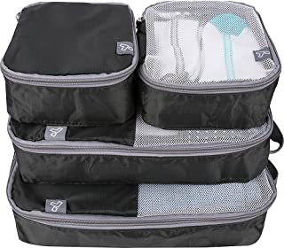 Travelon Set of 4 Soft Packing Organizers