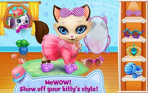 『Kitty Love - My Fluffy Friend』の1枚目の画像