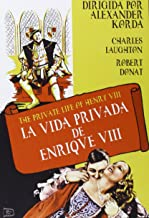 The Private Life of Henry VIII - La vida privada de Enrique VIII - Alexander Korda - All Regions
