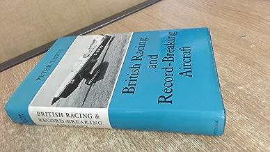 British racing and recordbreaking aircraft