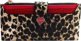 Best betsey johnson leopard print wallet Reviews
