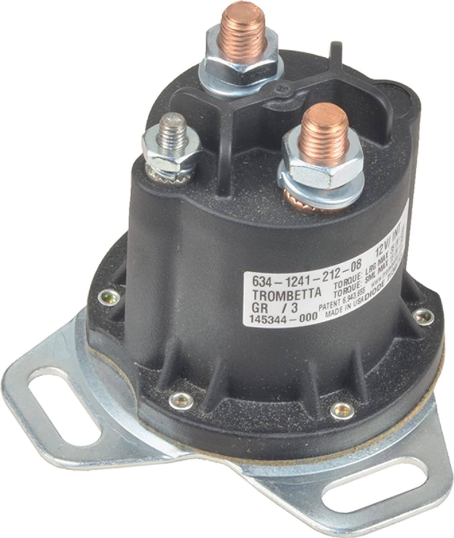 Superior New Total Power Parts Solenoid Remote Comp TRO-634-1241-212-08 - Washington Mall