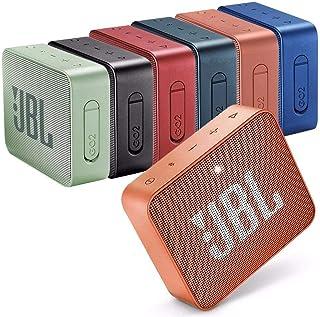 JBL GO 2 Portable Bluetooth Speaker Cinnamon - JBLGO2CINNAMON