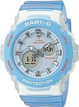[カシオ] 腕時計 ベビージー ラブザシーアンドジアース アクアプラネットコラボレーションモデル BGA-270AQ-2AJR レディース