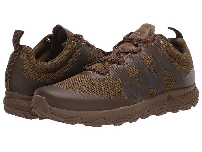 5.11 Tactical  A.T.L.A.S Trainer (Dark Coyote) Mens Shoes