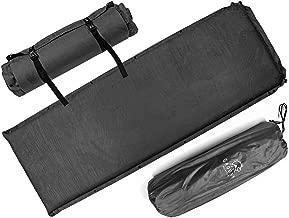 GROOVY OUTSTYLE 車中泊 マット 厚さ8cm 1枚売り 自動膨張式 エアーマット キャンピングマット マットレス 簡易ベッド 車中泊ベッド エアーベッド インフレータブルマット