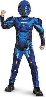 blue beetle costume