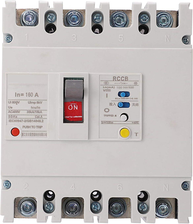 XUXUWA Circuit Breaker Fashionable 4300 In stock BEM1LE-250 Leakage