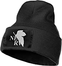LPXUN Evangelion Nerv Unisex Beanie Knit Hats for Winter Warm Knit Cap Outdoors