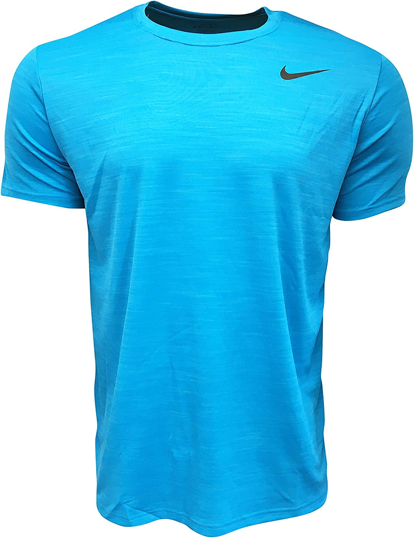 Nike Men's T-Shirt 100% Polyester Training AJ8021