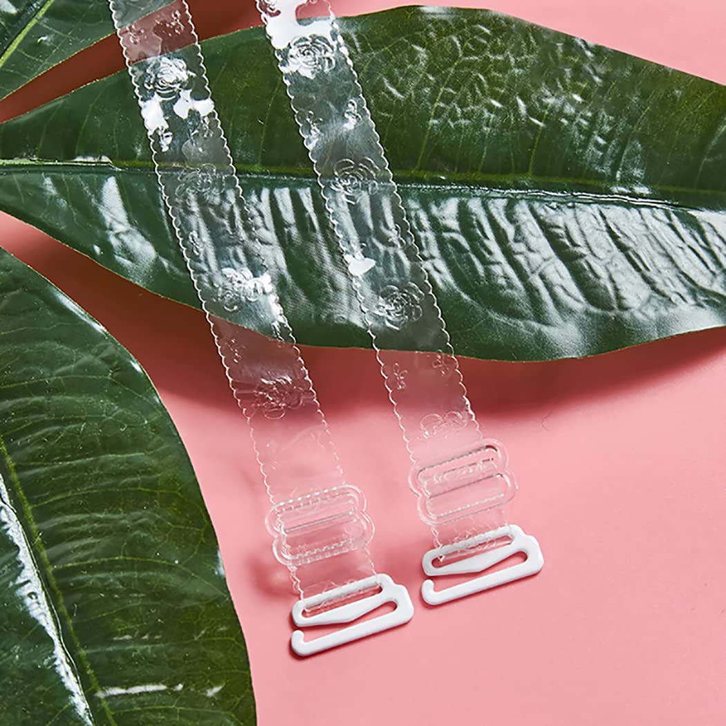 Lnrueg Bra Straps Clear Breathable Replacem Invisible Super Special National uniform free shipping SALE held Wide