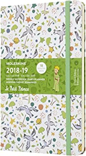 Moleskine Limited Edition Petit Prince 18 Month 2018-2019 Weekly Planner, Hard Cover, Large (5