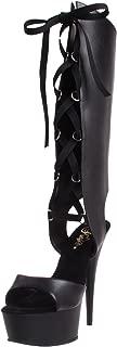 Pleaser Women's Delight-600-40 Sandal