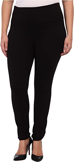 Plus Size Ricki Pull-On Legging Double Knit Ponte