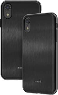 Moshi iGlaze Protection Cover for iPhone XR, Black