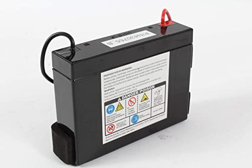 lowest Husqvarna 2021 430765 Lawn outlet sale Mower Battery Genuine Original Equipment Manufacturer (OEM) part outlet online sale