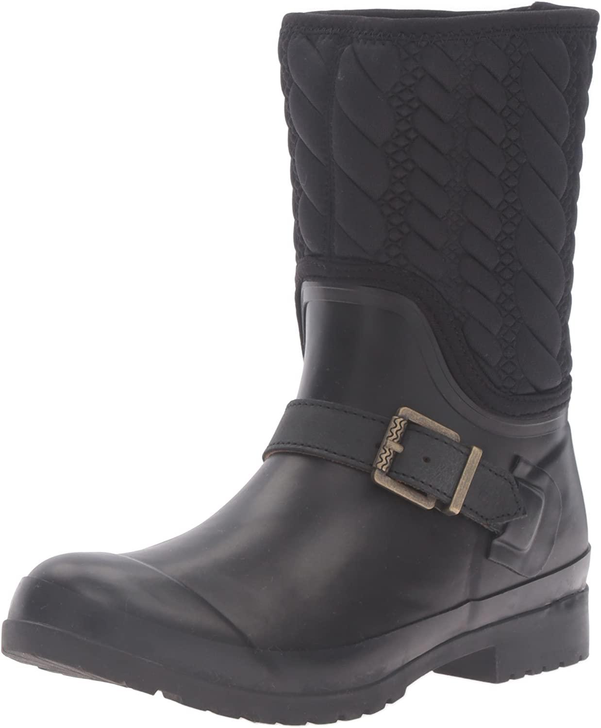 Sperry Top-Sider Women's Walker Fog Rope Rain Boot Beige