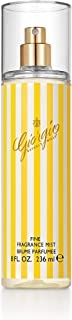 Giorgio beverly hills giorgio yellow body mist 235ml spray.