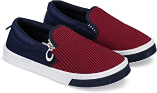 Earton Casual Shoes, Slip-On, Sneakers Shoes,Canvas Shoes for Boys (3179)