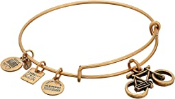 Charity by Design Bike Charm Bangle