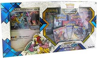 Pokemon POK80502 Legends of Johto GX Collection Box Accessory