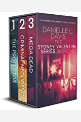 The Sydney Valentine Series Books 1-3 (The Sydney Valentine Mystery Omnibus Book 1) Kindle Edition