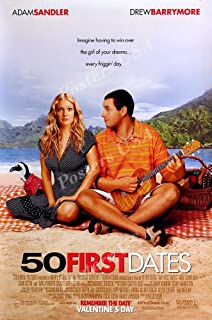 Posters USA - 50 First Dates Movie Poster Glossy Finish - MOV854 (24