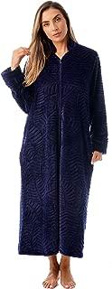 Plush Zipper Lounger Robe