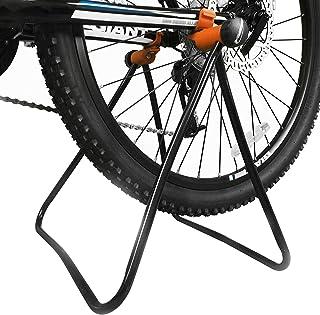Ibera Easy Utility Bicycle Stand, Adjustable Height, Foldable Mechanic Repair Rack Bike..