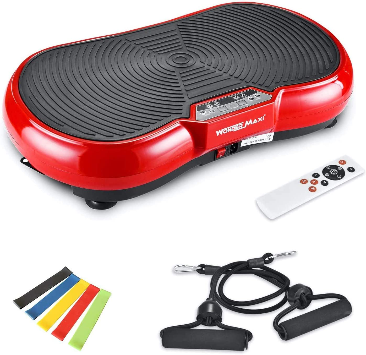 Wonder Maxi 3D Vibration Plate Work Machine Body Whole favorite Exercise It is very popular