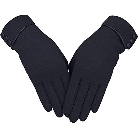 VOGOUL Women Touch Screen Gloves Warm Lined Thick Warmer Winter Gloves