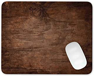Timing&weng Texture of bark Wood use as Natural Background Mouse pad Gaming Mouse pad Mousepad Nonslip Rubber Backing