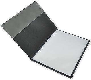FIS Display Book 36-Pockets A4, Black - FSDA36A4BK