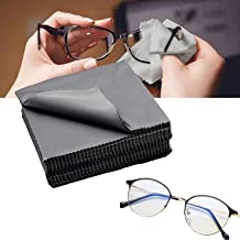 YAYANG Premium Bril Cleaner Doek, 5x5 inch, Microfiber Reinigingsdoek, Herbruikbare Reinigingsdoeken, voor het Reinigen va...