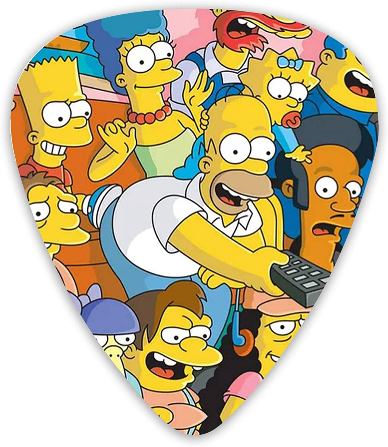 The Daily bargain sale Simpsons Guitar Picks Electric For depot Acoustic Uk